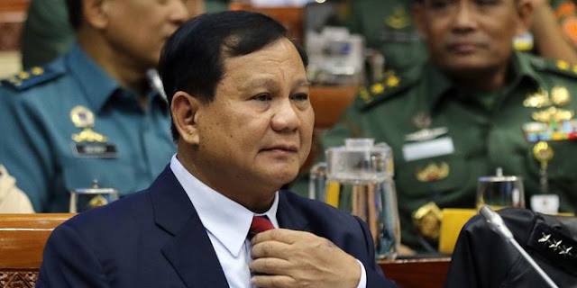 Rekam Jejak Mantan Jenderal TNI Asisten Menhan Prabowo