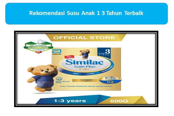 Similac Gain Plus 3