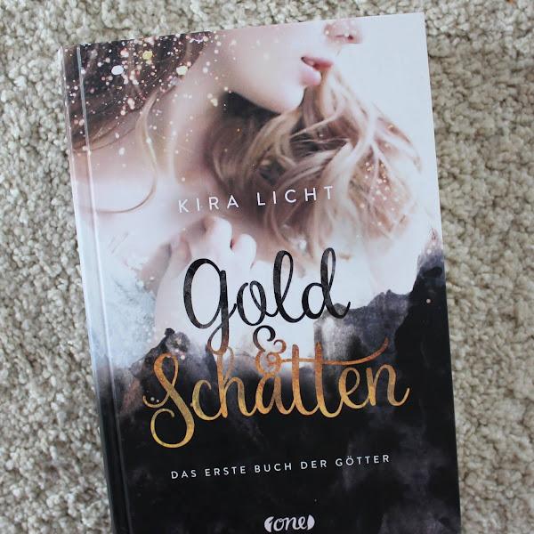 [Rezension] Kira Licht | Gold & Schatten: Das erste Buch der Götter *