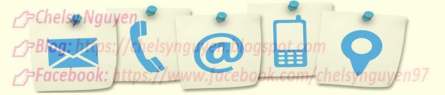 Chelsy Nguyen contact