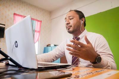 Perkongsian Webinar Bersama Guru ASEAN