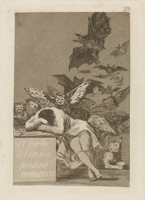 The Prints of Francisco Goya at the Philadelphia Museum of Art