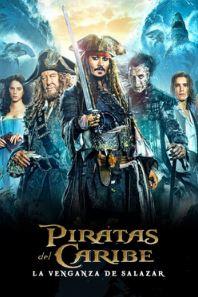 Piratas del Caribe 5 La Venganza de Salazar (2017) Online hd