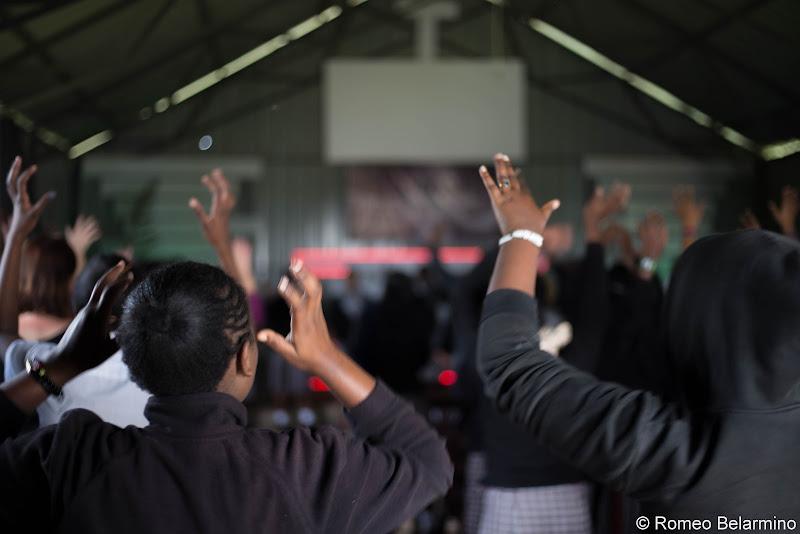Summit Church Tigoni Worship Volunteering in Kenya with Freedom Global