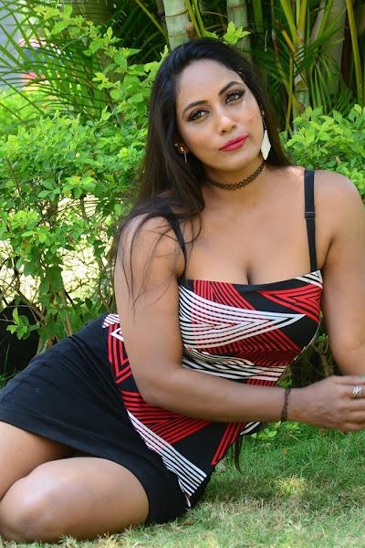 Actress Meghana Chowdary