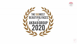 Voting Page: The 100 Most Beautiful Faces of AKB48 GROUP 2020