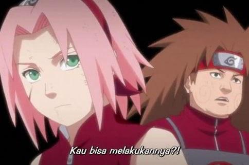 Naruto Shippuden Episode 407 Subtitle Indonesia