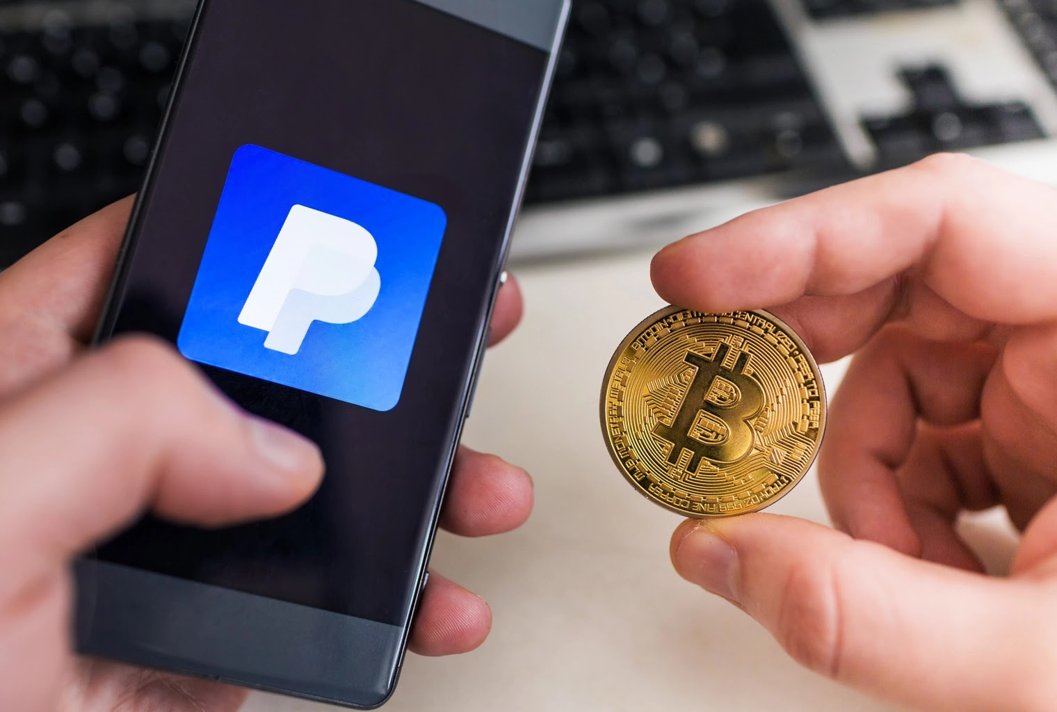PayPal Announced to Let Customers Buy & Sell Cryptocurrencies