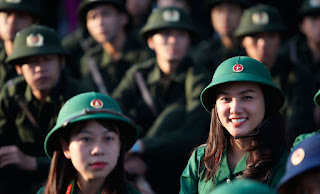 Nữ đi nghĩa vụ quân sự năm 2022 cần điều kiện gì?