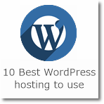 10 Best WordPress hosting to use