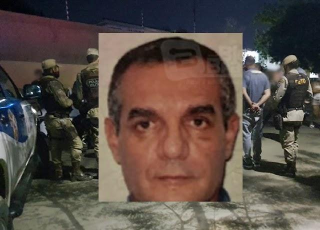 Barreiras-BA: Idoso de 62 anos é morto com tiros de 12 no Bairro Bandeirantes