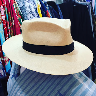 Montecristi Hat from Hat House New York 347-640-4048