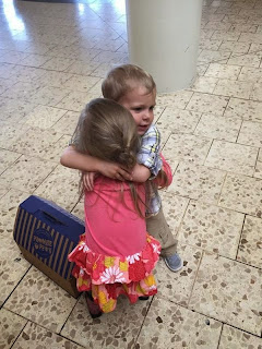 Easier Goodbyes for Expat and Military Kids