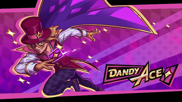 Dandy Ace, roguelike de ação brasileiro, será lançado no Switch em 28 de setembro