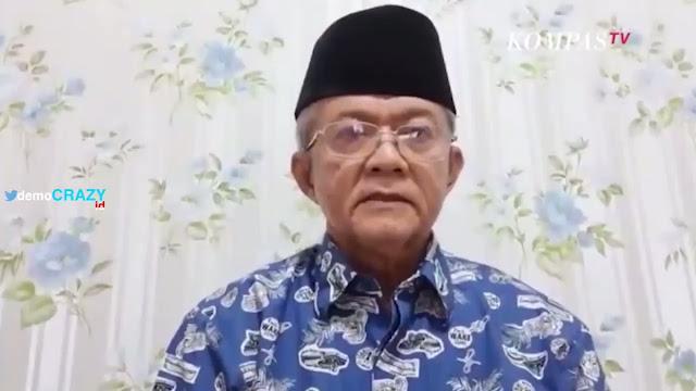 Duga Kapitalis di Balik Ide Perpanjangan Jabatan Jokowi, MUI: Mereka Ingin Bisnisnya Tetap Jalan