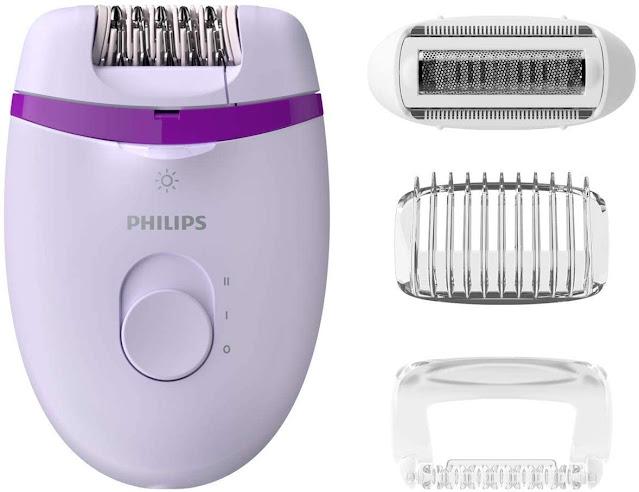 أفضل ماكينة لإزالة الشعر تحت الإبط