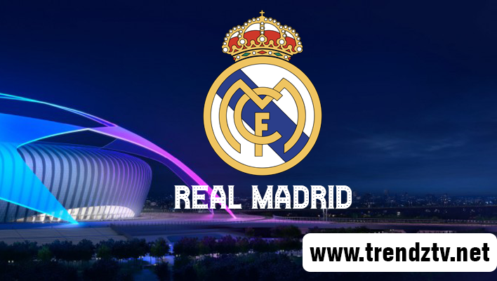 Watch Real Madrid FC Live Stream Match Today