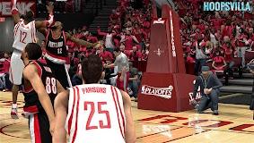 NBA 2k14 Stadium Mod : Playoff Edition - Houston Rockets - Toyota Center