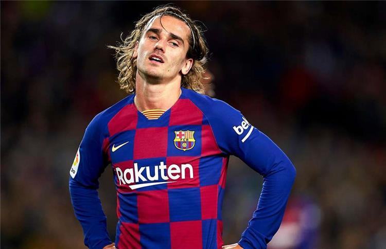 جماهير برشلونة توجه رسالة قاسية لجريزمان