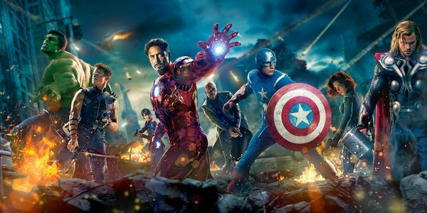 Guide to Marvel Cinematic Universe: The Avengers, Thor, Iron Man, Captain America, The Hulk, Black Widow