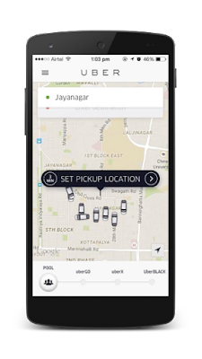 Uber is validating Car-pooling and may open new era in cab service
