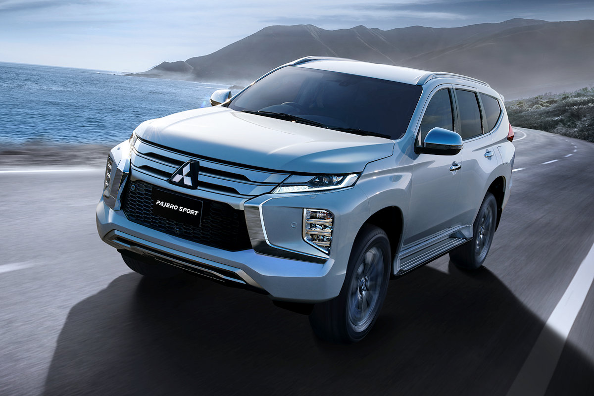 2020 Mitsubishi Montero Sport Philippines Ratings