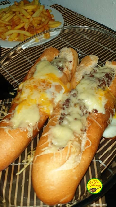 Les recettes de Mina Delicious: Baguette farcie