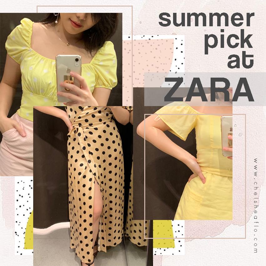 84041aefc48a Summer Pick at ZARA - CHELSHEAFLO
