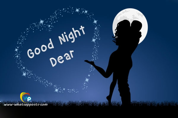 Good Night My Dear Whatsapposts