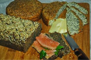 Мука Хлеб без глютена, белковый низкоуглеводный Gluten-free bread