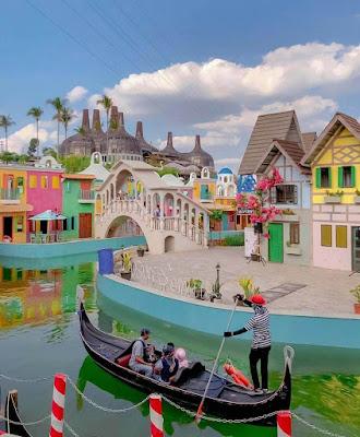 Harga Tiket Masuk Dusun Semilir, Wisata Murah dan Instagramable di Semarang