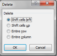 cara menggunakan shortcut pada excel