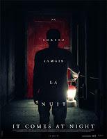 Poster de It Comes at Night (Viene de noche)