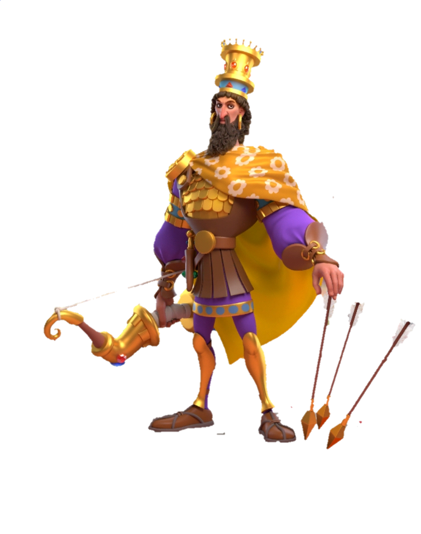 Cyrus the great, Khores agung