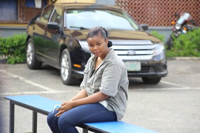 Chidinma Ojukwu tells how she met Uwaifo Ataga, the CEO of Super TV, at a wild party.