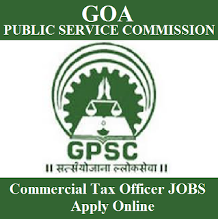 Goa Public Service Commission, Goa PSC, PSC, Goa, Tax Officer, Graduation, freejobalert, Sarkari Naukri, Latest Jobs, goa psc logo