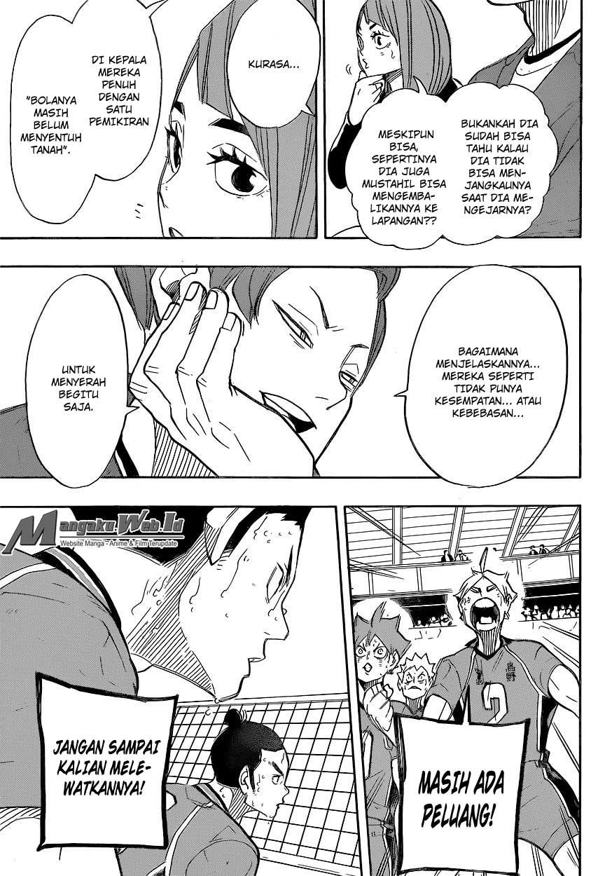 Haikyuu Chapter 260-15