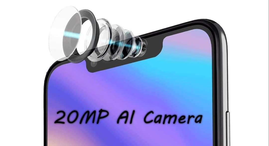 Infinix Zero 6 20MP front facing camera