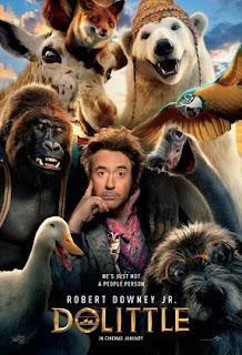 Review Dolittle 2020 Bioskop » Jadwal Film Januari 2020
