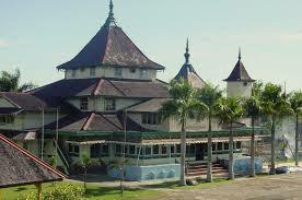 wisata masjid sambas indonesia