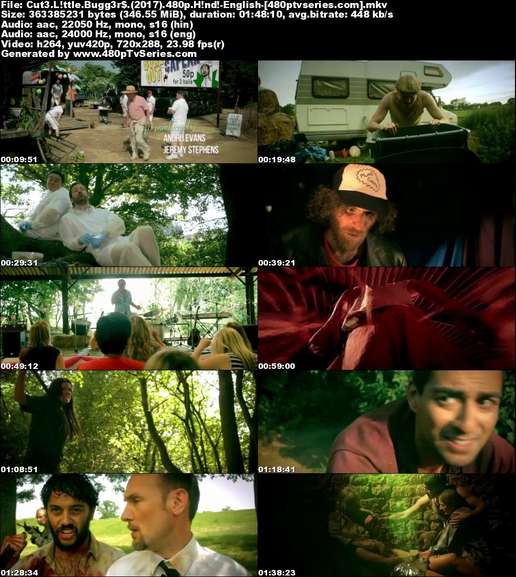 Cute Little Buggers (2017) 350MB Full Hindi Dual Audio Movie Download 480p Web-DL Free Watch Online Full Movie Download Worldfree4u 9xmovies
