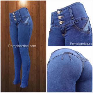 pantalones de mezclilla coopel oggi jeans pantalones colombianos