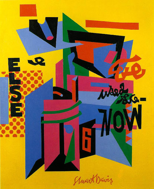 Stuart Davis 1894-1964 | American abstract painter