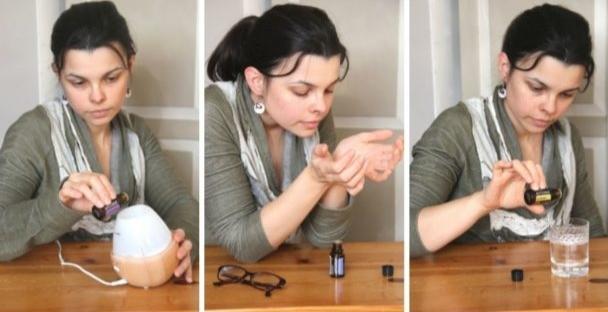 4 erreurs qu'on commet lors de l'utilisation d'huiles essentielles