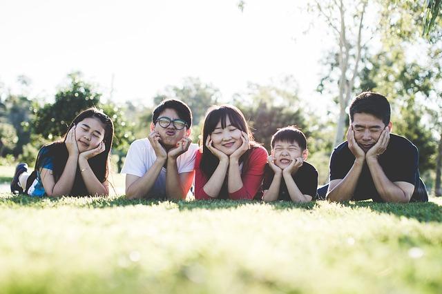 Keluarga Harmonis serta Bahagia