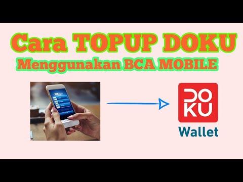 Cara TopUp DOKU Via Bank BCA 3 METODE