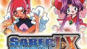 Saber Marionette J to X (1998) [avi] [18/18] [MEGA] [80-135 megas] [latino]