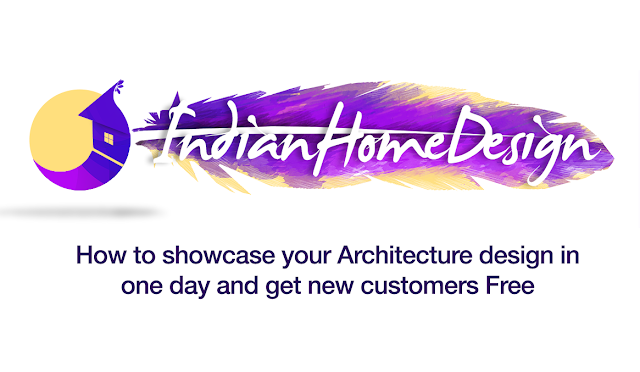 How to showcase your Architecture design in one day and get new customers Free