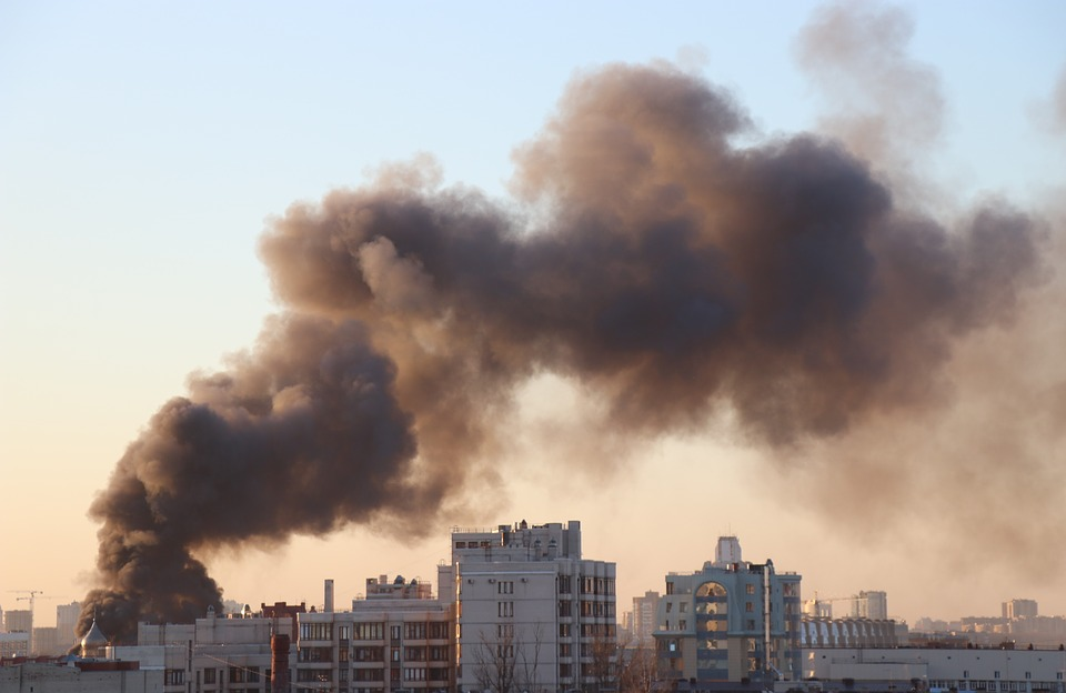 بے نظیر بھٹو ہسپتال میں دھماکہ ،عمارت کو شدید نقصان.