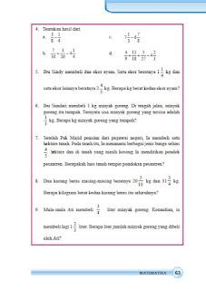 kunci jawaban matematika smp kelas 7 halaman 63